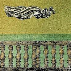 Arte: BALCÓN ANTE EL MAR. LITOGRAFIA. 190/250. FIRMADO SUBIRACHS. ESPAÑA. CIRCA 1970. Lote 96505695
