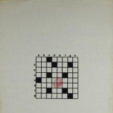 Arte: JOAN BROSSA (BARCELONA, 1919-1998) SERIGRAFÍA TITULADA 1ER DE MAIG . Lote 98382479