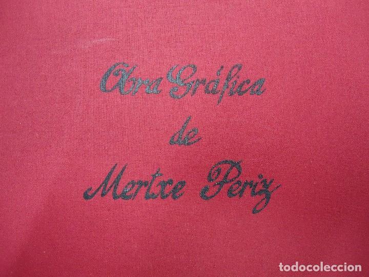 Arte: LEVÍTICO. obra grafica de Mertxe Periz 4 grabados y 1 tela - Foto 2 - 98783659