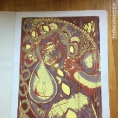 Arte: SERIGRAFIA ORIGINAL PEDRO GIRALT, NUMERADA. Lote 100617575