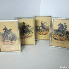 Arte: CUADROS DE LA ARMADA SUIZA MEDIDAS 20X13,5. Lote 102103612