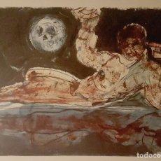 Arte: JOSÉ MOREA - SERIGRAFIA 156/220 - TITULO - SIN TITULO II - 45X61 CM. . Lote 104250295