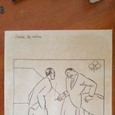 Art: CASTELAO. COUSAS DE CASINO. FACSÍMIL LITOGRAFIADO SOBRE PAPEL.. Lote 104366148