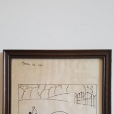 Arte: COUSAS DA VIDA. CASTELAO. FACSÍMIL LITOGRAFIADO.. Lote 104366344