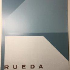 Arte: GERARDO RUEDA. EXPOSICIÓN ANTOLÓGICA. GALERÍA EDURNE 1969. Lote 105866879