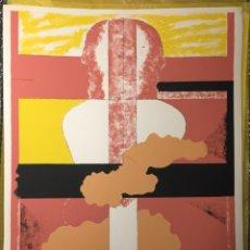 Art: LUIS GORDILLO. MADRID, GALERÍA EDURNE 1966. Lote 105867203