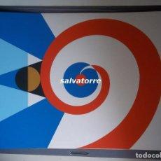 Arte - César Manrique, Lanzarote. Serigrafia.Banderas del Cosmos.firmada a lapiz. Estupendo estado. 1985 - 107574935