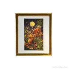 Arte: ILUSTRACIÓN DE AXEL AMUCHASTEGUI DE 1946. Lote 107639739