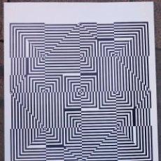 Arte: SERIGRAFÍA RAMON VINYES, ISMO 113, 1969. 49X64,5CM. Lote 108235035