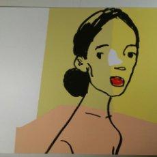 Arte: SERIGRAFIA GERARDO VACAS 2005. Lote 108790606