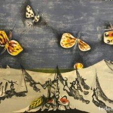 Arte: JEAN LURÇAT - BRUYERES1892- SAINT-PAUL-DE VENCE1966. Lote 112876051