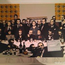 Arte: EQUIPO CRÓNICA - EL TELEGRAMA. Lote 140560573