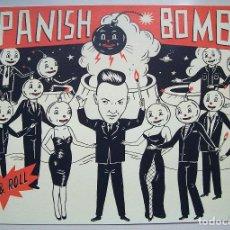 Arte: SERGIO MORA, MAGICOMORA, SPANISH BOMBS. FIRMADA Y NÚMERADA A MANO.. Lote 115293063