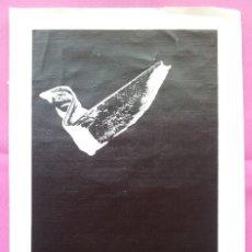 Arte: MARIA TERESA SPINOLA - SERIGRAFIA DE 1976 LIMITADA A 2.500 EJEMPLARES - FIRMADA. Lote 116052735