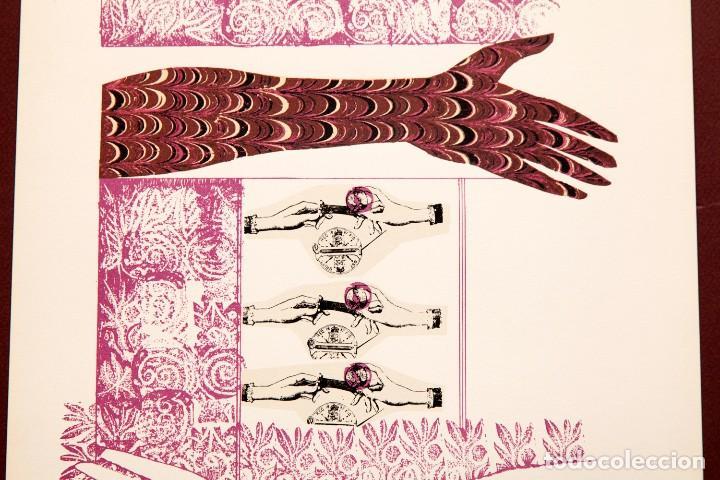 Arte: Cozette de Charmoy - S/T - Serigrafía a dos tintas 61/100 - Foto 2 - 116620387