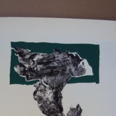 Arte: SERIGRAFIA JOSE CABALLERO, FIRMADA Y NUMERADA. Lote 122705579
