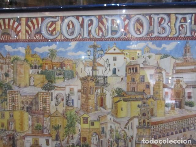 Arte: Serigrafía enmarcada - Córdoba - 71 x 51 cms. con marco. - Foto 2 - 127831987