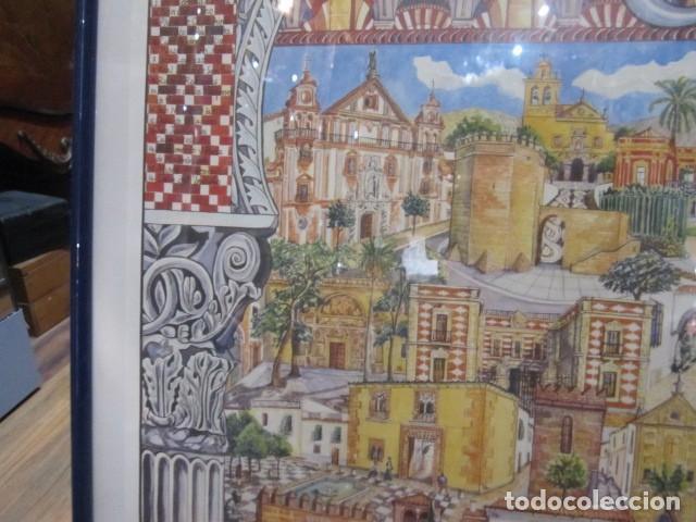 Arte: Serigrafía enmarcada - Córdoba - 71 x 51 cms. con marco. - Foto 5 - 127831987