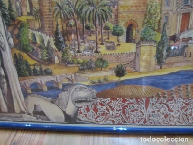 Arte: Serigrafía enmarcada - Córdoba - 71 x 51 cms. con marco. - Foto 6 - 127831987