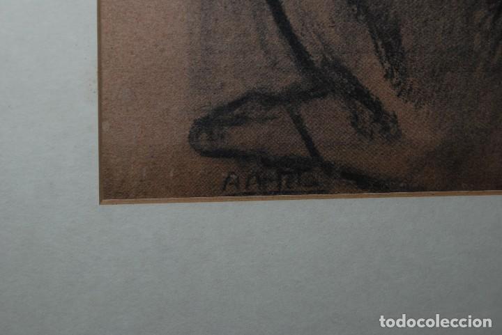 Arte: AURELIO ARTETA, BILBAO - REPRODUCCIÓN ENMARCADA - BOCETO - APUNTE - 68 x 53 CM. - Foto 7 - 137295233