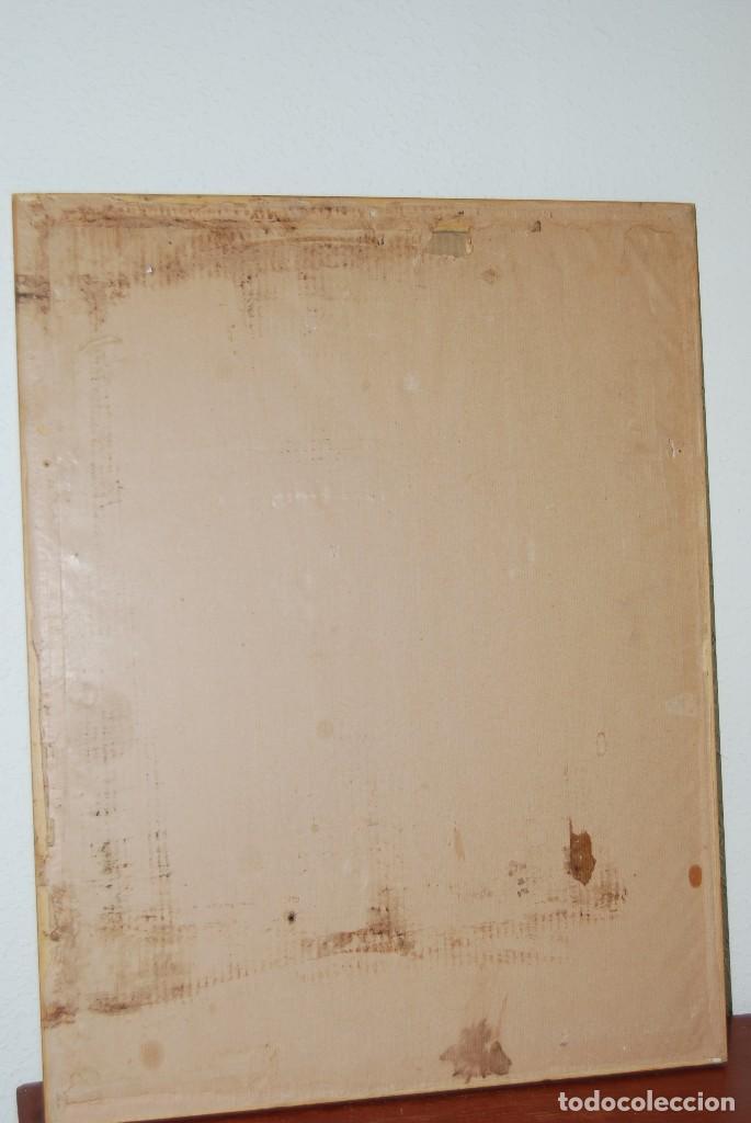 Arte: AURELIO ARTETA, BILBAO - REPRODUCCIÓN ENMARCADA - BOCETO - APUNTE - 68 x 53 CM. - Foto 11 - 137295233
