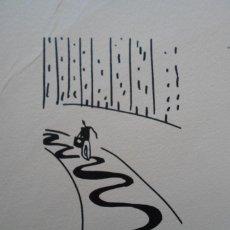 Art: JOAQUÍN VAQUERO PALACIOS (OVIEDO 1900-MADRID 1998) SERIGRAFÍA 25X17CMS FIRMADA LÁPIZ Y 18/100. Lote 129973043