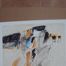 Arte: SERIGRAFIA XIMO MICHAVILA , FIRMADA Y NUMERADA. Lote 132408874