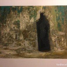 Arte: SERIGRAFÍA DE FRANCISCO ARIAS. BODEGÓN. PREMIO NACIONAL DE PINTURA.. Lote 133018510