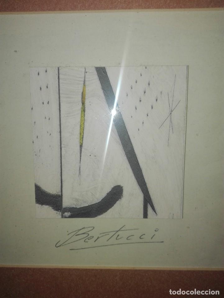 Arte: Tres cuadros.originales.Bertucci. - Foto 2 - 145769680