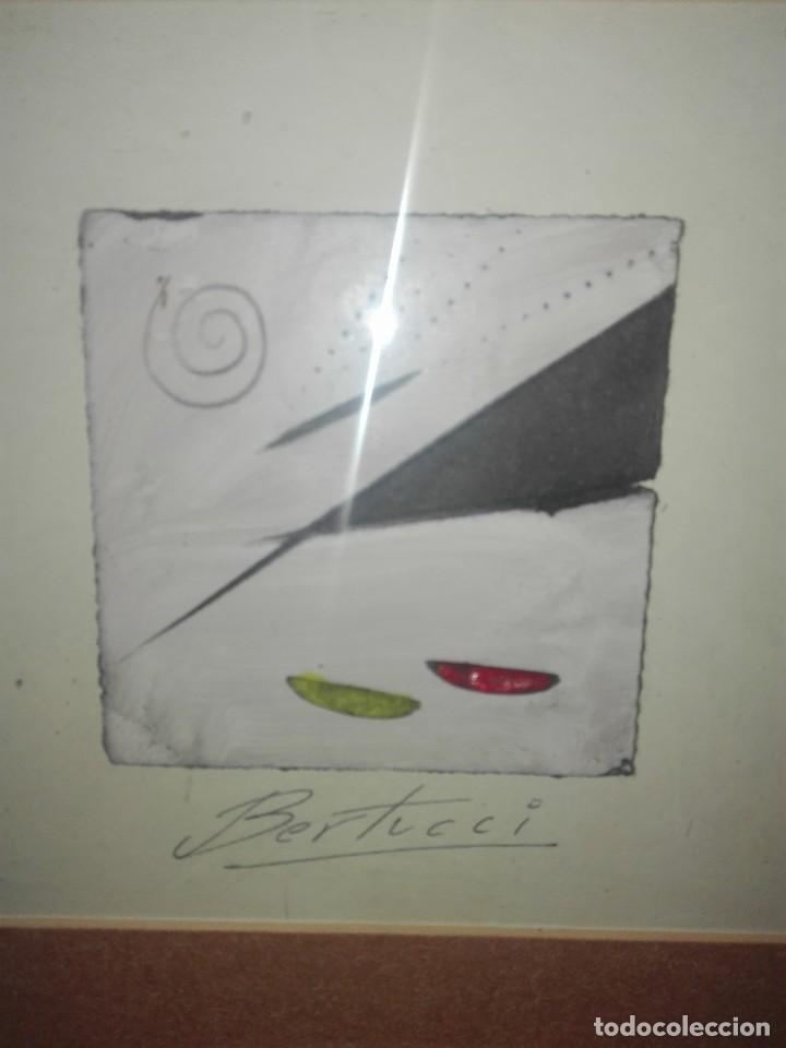 Arte: Tres cuadros.originales.Bertucci. - Foto 3 - 145769680