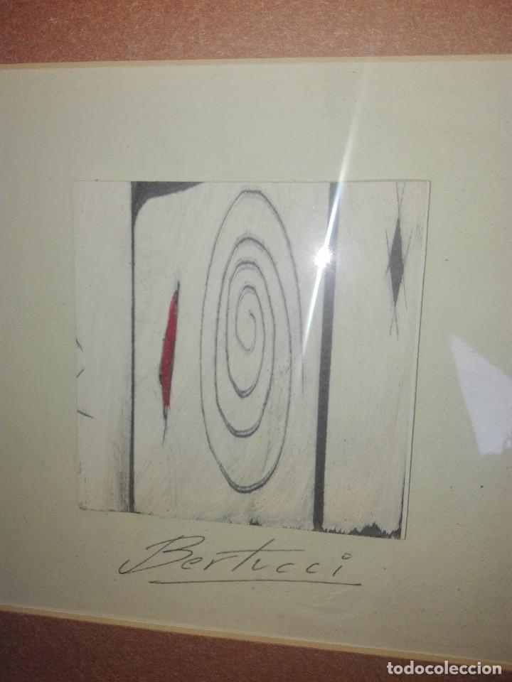 Arte: Tres cuadros.originales.Bertucci. - Foto 4 - 145769680