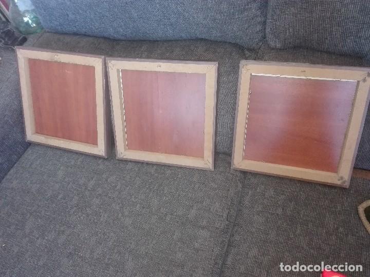 Arte: Tres cuadros.originales.Bertucci. - Foto 6 - 145769680