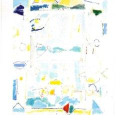 Arte: PUERTA ABIERTA AL MEDITERRANEO. MANUEL HÉRNANDEZ MOMPÓ. MIXTA, 1996.. Lote 135899058