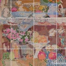 Arte: EL BODEGÓN.JULIÁN GRAU SANTOS.. Lote 137459686