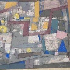 Arte: MANUEL SILVESTRE VISA,SERIGRAFIA. Lote 137984524