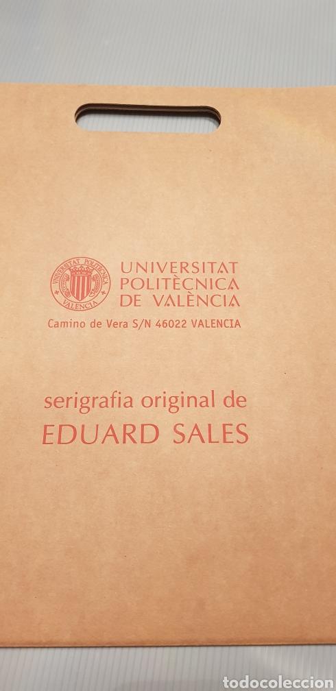 Arte: Eduardo Sales,serigrafia original - Foto 4 - 138118334