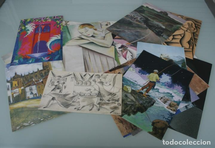 COLECCIÓN PRIVADA ABC 100 AÑOS A LA VANGUARDIA DEL ARTE – CARPETA CON 25 LAMINAS SERIE LIMITADA (Arte - Serigrafías )