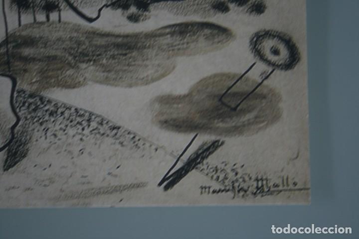 Arte: COLECCIÓN PRIVADA ABC 100 AÑOS A LA VANGUARDIA DEL ARTE – CARPETA CON 25 LAMINAS SERIE LIMITADA - Foto 3 - 138220998