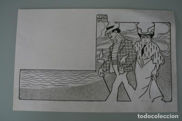 Arte: COLECCIÓN PRIVADA ABC 100 AÑOS A LA VANGUARDIA DEL ARTE – CARPETA CON 25 LAMINAS SERIE LIMITADA - Foto 4 - 138220998