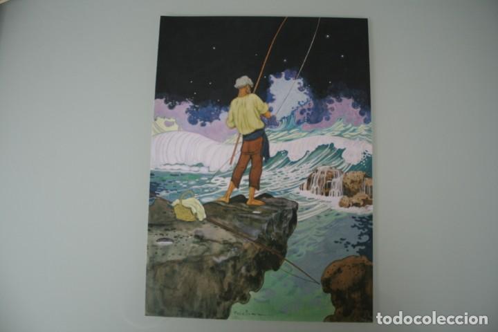 Arte: COLECCIÓN PRIVADA ABC 100 AÑOS A LA VANGUARDIA DEL ARTE – CARPETA CON 25 LAMINAS SERIE LIMITADA - Foto 6 - 138220998