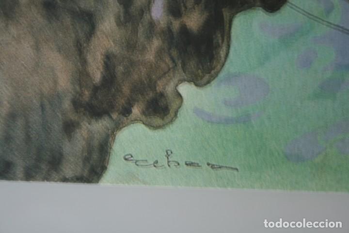 Arte: COLECCIÓN PRIVADA ABC 100 AÑOS A LA VANGUARDIA DEL ARTE – CARPETA CON 25 LAMINAS SERIE LIMITADA - Foto 7 - 138220998