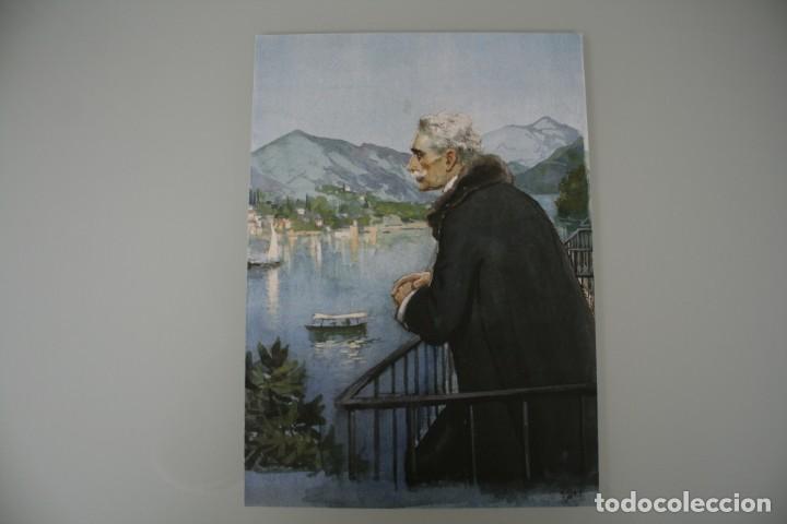 Arte: COLECCIÓN PRIVADA ABC 100 AÑOS A LA VANGUARDIA DEL ARTE – CARPETA CON 25 LAMINAS SERIE LIMITADA - Foto 8 - 138220998