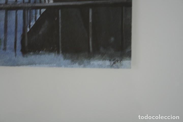 Arte: COLECCIÓN PRIVADA ABC 100 AÑOS A LA VANGUARDIA DEL ARTE – CARPETA CON 25 LAMINAS SERIE LIMITADA - Foto 9 - 138220998