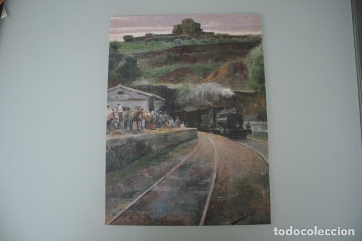 Arte: COLECCIÓN PRIVADA ABC 100 AÑOS A LA VANGUARDIA DEL ARTE – CARPETA CON 25 LAMINAS SERIE LIMITADA - Foto 10 - 138220998
