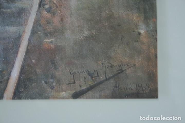 Arte: COLECCIÓN PRIVADA ABC 100 AÑOS A LA VANGUARDIA DEL ARTE – CARPETA CON 25 LAMINAS SERIE LIMITADA - Foto 11 - 138220998