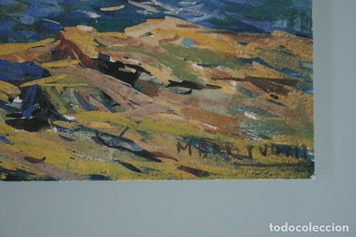 Arte: COLECCIÓN PRIVADA ABC 100 AÑOS A LA VANGUARDIA DEL ARTE – CARPETA CON 25 LAMINAS SERIE LIMITADA - Foto 13 - 138220998