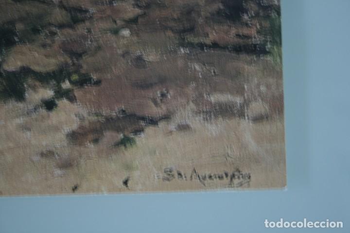Arte: COLECCIÓN PRIVADA ABC 100 AÑOS A LA VANGUARDIA DEL ARTE – CARPETA CON 25 LAMINAS SERIE LIMITADA - Foto 15 - 138220998