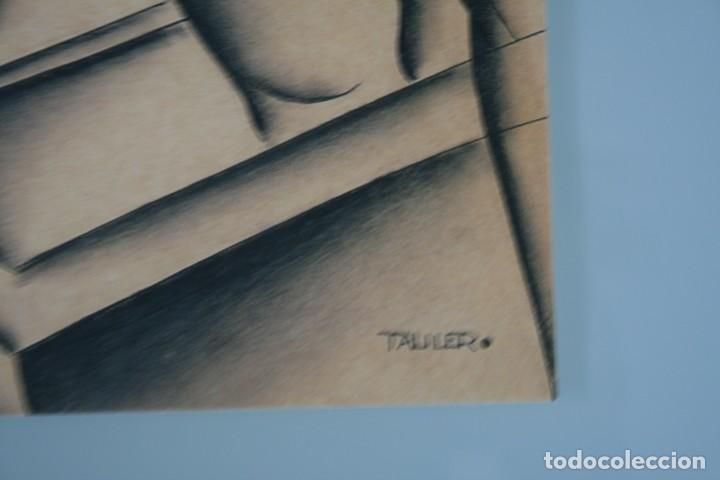 Arte: COLECCIÓN PRIVADA ABC 100 AÑOS A LA VANGUARDIA DEL ARTE – CARPETA CON 25 LAMINAS SERIE LIMITADA - Foto 17 - 138220998