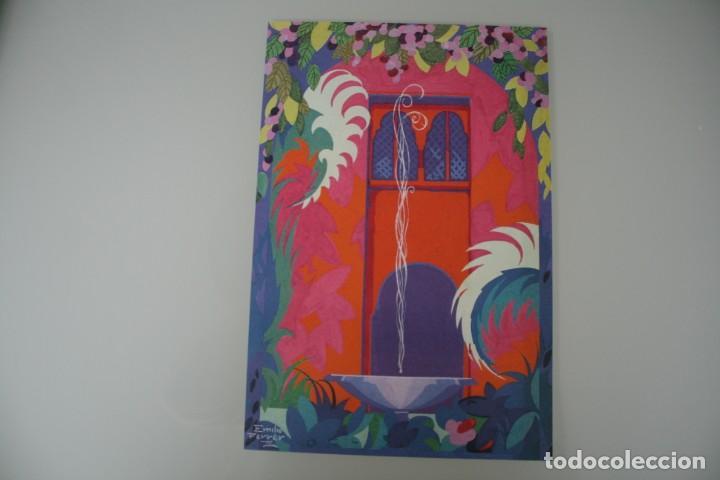 Arte: COLECCIÓN PRIVADA ABC 100 AÑOS A LA VANGUARDIA DEL ARTE – CARPETA CON 25 LAMINAS SERIE LIMITADA - Foto 18 - 138220998