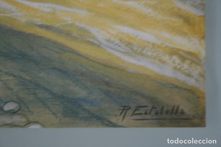 Arte: COLECCIÓN PRIVADA ABC 100 AÑOS A LA VANGUARDIA DEL ARTE – CARPETA CON 25 LAMINAS SERIE LIMITADA - Foto 21 - 138220998